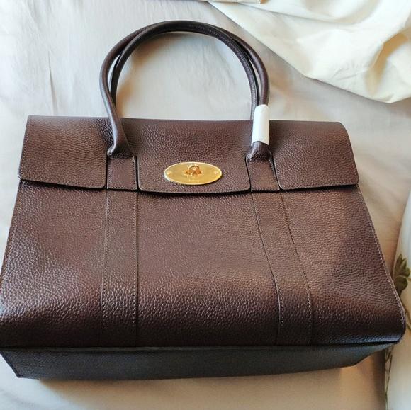 b04b0b9f15 Mulberry Bags | Bayswater Bag Oxblood | Poshmark